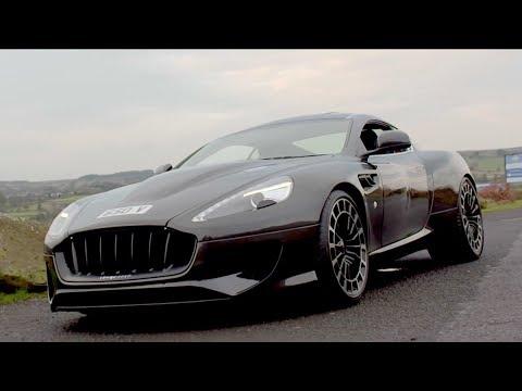 Kahn Vengeance Aston Martin DB DRIVEN YouTube - Old aston martin for sale