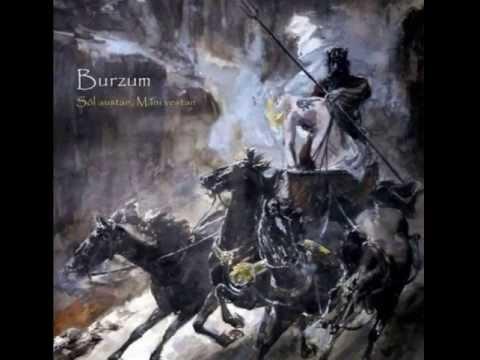 Burzum - Sôl Austan, Mâni Vestan(2013)[FullAlbum]