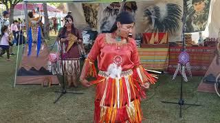 2018구석기축제 인디언공연 인디언드림 히나히나, Incapa purina