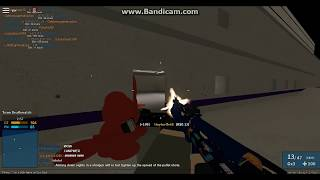 Roblox Phantom Forces - 10 KSG 12 e morte folli d'intervento!!!