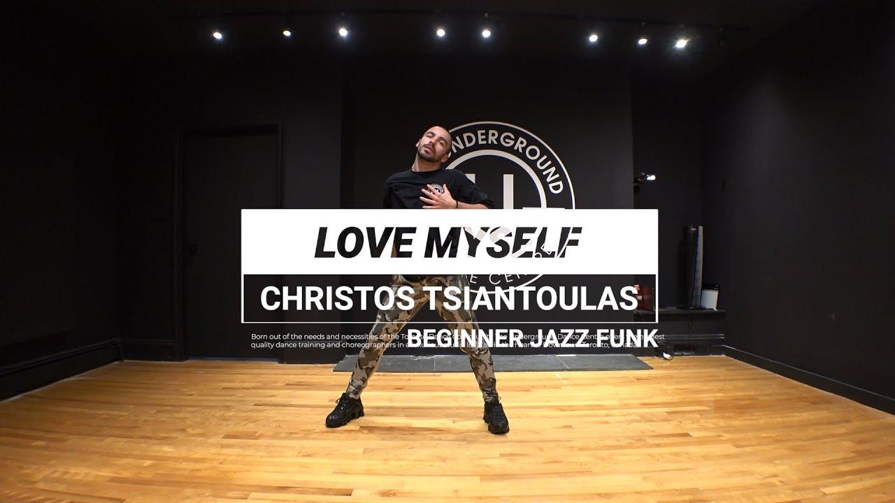 Hailee Steinfeld     Love Myself      Choreography by Christos Tsiantoulas