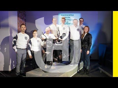 VITPILEN SVARTPILEN Media Launch CEE Bratislava | Husqvarna Motorcycles