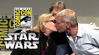 Star Wars: The Force Awakens - COMIC-CON 2015 PANEL PART #2 (HD)