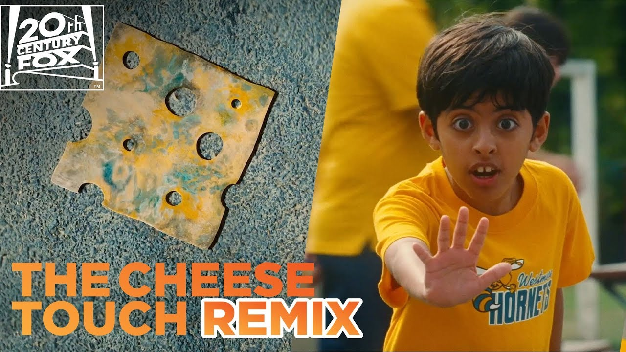 The Cheese Touch Remix | Fox Family Entertainment