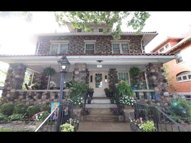 232 E 4th Street Greenville, OH 45331 - Incredible space in this gorgeous historic home!