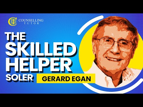 Gerard Egan - The Skilled Helper - SOLER