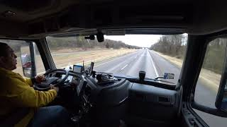 January 28, 2019/80 The none glamorous side of Trucking Little Rock Arkansas