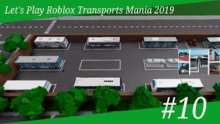 Let es Play N'10 - Roblox Transport Mania 2019 - Zeitraffer