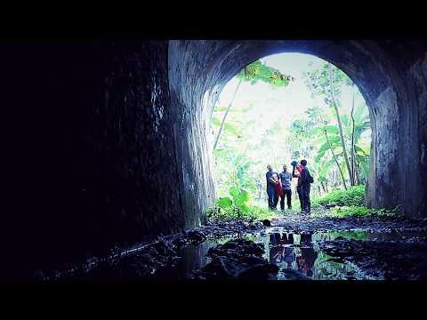 WOW SEREM! Tembus Terowongan KA Terpanjang Indonesia | WILHELMINA KALIPUCANG PANGANDARAN