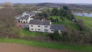 Fine & Country Northern Lincolnshire - The Willows Laceby Grimsby - Drone Video Tour