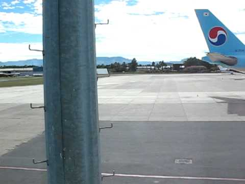 Fiji - Nadi International Airport Gate