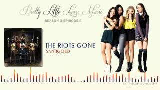 PLL 3x08 The Riot's Gone - Santigold