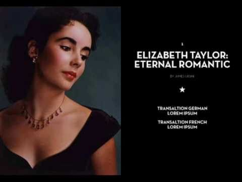 Elizabeth Taylor Eternal Romantic.wmv