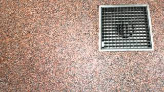 Sanitary Floor Drain | Flooring Drains Sanitized Floors