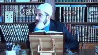 Mahmut Ay Hoca ile Kelam Dersleri-Sabuni Kifaye(15.Ders/Tekvin ve Mükevven)