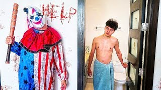 FRIDAY THE 13TH HALLOWEEN PRANK ON BROTHER!!