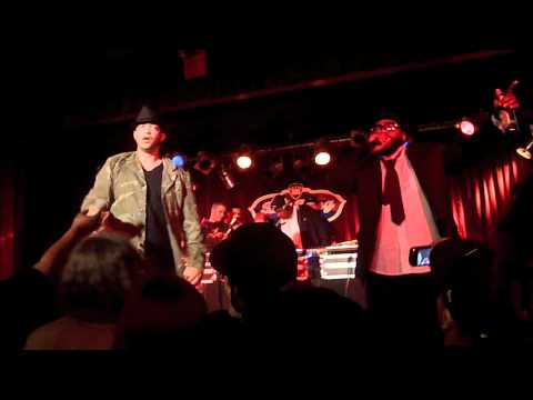 HipHop Reunion [Chip Fu / Da Bush Babees] @ BB Kings NYC 2011 - PT.9