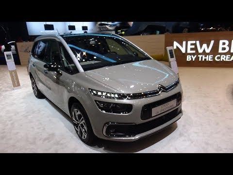 2018 Citroen C4 Grand Spacetourer - Exterior and Interior - Geneva Motor Show 2018