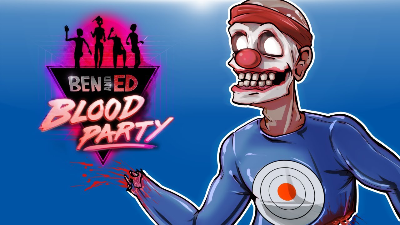 JACKSEPTICEYE CHARACTER IN GAME | Ben and Ed Blood Party ...