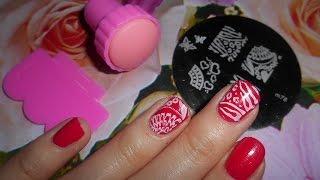 видео Штамп для ногтей: как пользоваться правильно?
