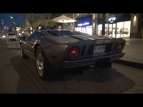 Spotted Hennessey Ford Gt  And Then It Left In Dubai
