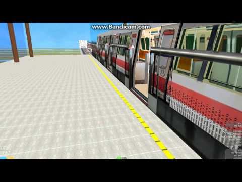openBVE - C651 203-204 Train Review
