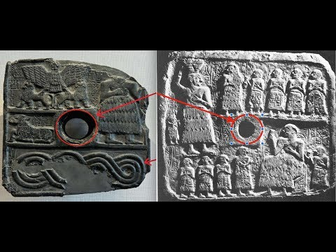 Vatican Buried, Cuneiform Tablets - Hollow Earth & Thoth's Decent to the Netherworld - 6660 B.C.