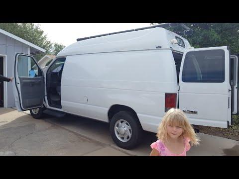 Off Grid Conversion Van With Endless Conveniences