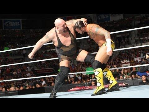 CM Punk Vs. Big Show: Raw, July 16, 2012
