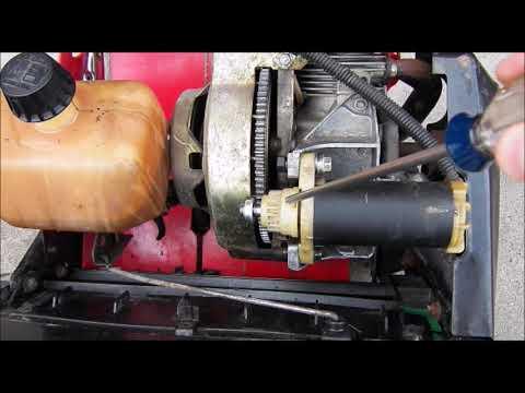 Electric Starter Start Repair For Toro S 620 200 Snow Master Snower Er