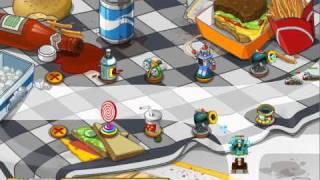 Bug Attack game development progress v.2