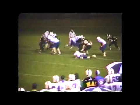 NCC - North Stars - Ocean State Football  1995