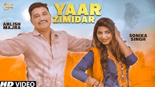 NEW HARYANVI SONG # YAAR ZIMIDAR # SONIKA SINGH # HIMANSHI GOSWAMI # HARYANVI DJ SONG # MG RECORDS