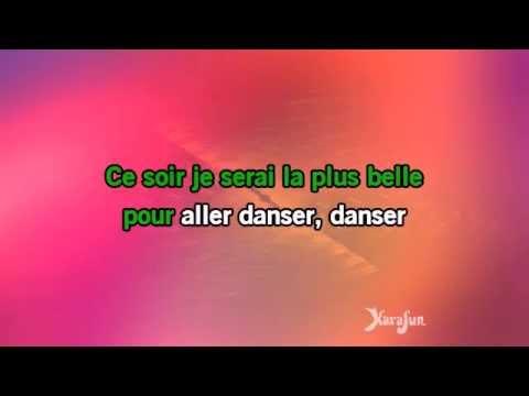 Karaoké La plus belle pour aller danser - Sylvie Vartan * thumbnail