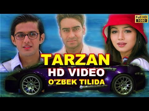 Tarzan Hind kino O'zbek Tilida // Тарзан Хинд кино Узбек Тилида