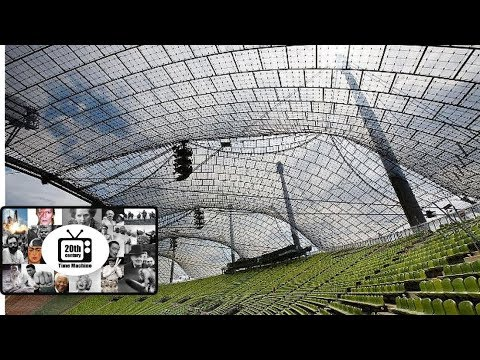 Frei Paul Otto and the Munich Olympic Stadium, Tensile Structures, Architecture in the 20th Century.