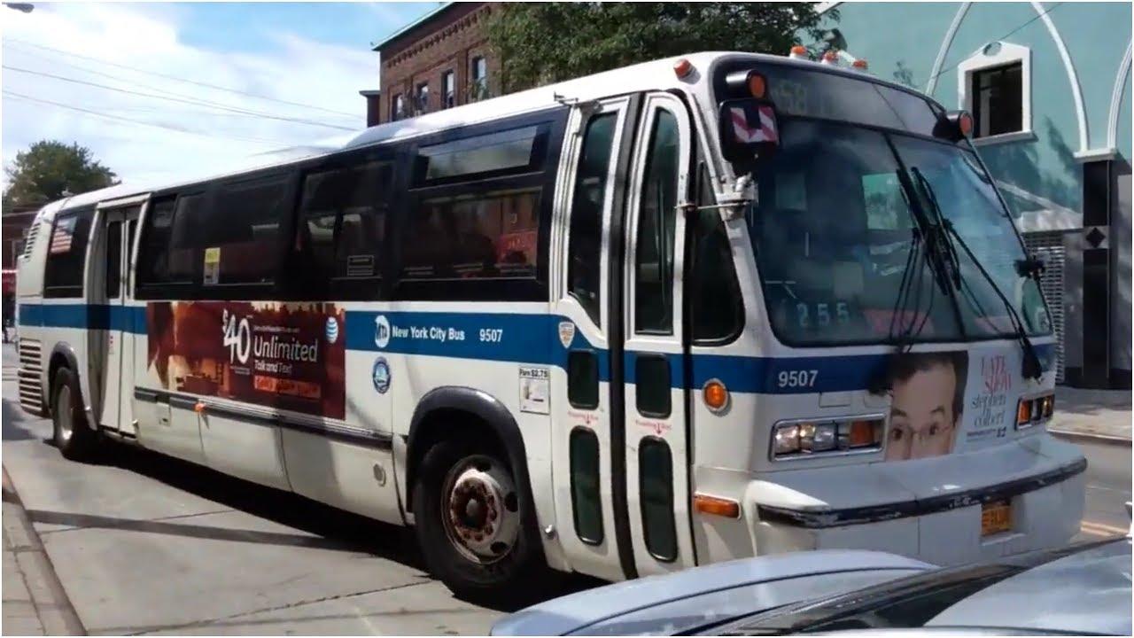 A Triple Q29 Q58 Bus Action Corona Avenue 91st Place Youtube
