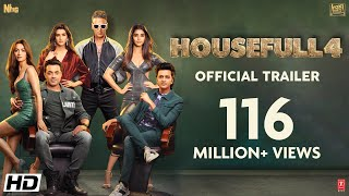 Video of Akshay Kumars Laughter Riot HouseFull 4 Trailer