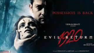Bollywood horror movie mashup song.