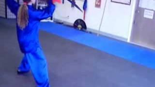 Tai chi weapons Shen Chien School