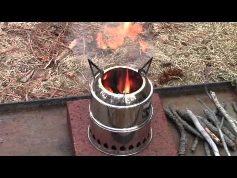 SilverFire Scout Biomass Backpack Stove Is it Your Next Backpacking Stove?