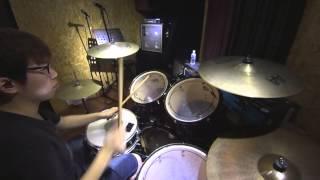 [アルスラーン戦記]  Kalafina - One Light(TV size) 叩いてみた drum cover by Henry Wong