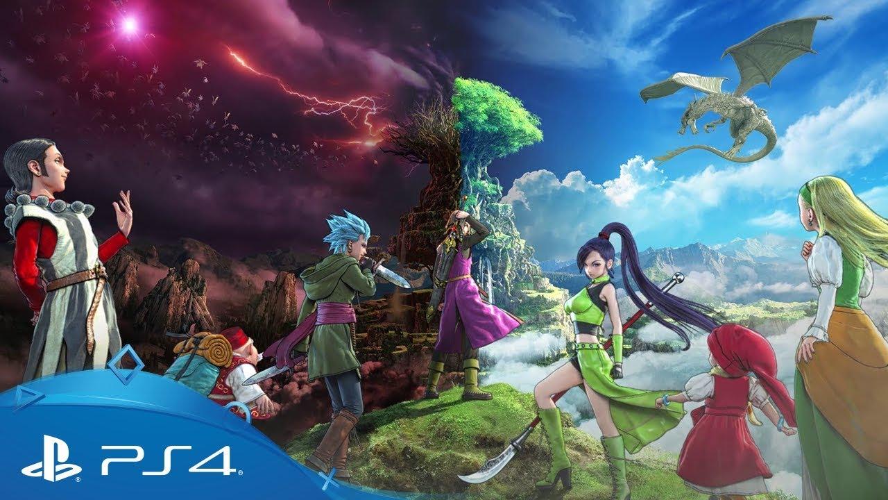 Dragon Quest XI | Character Trailer | PS4