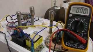 Смотреть видео электрический духовой шкаф выбивает пробки