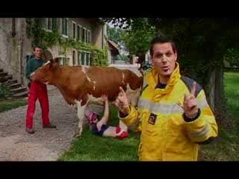 118 Projec't - LE CLIP OFFICIEL des Pompiers Suisse Romand