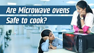 Are Microwave ovens Safe to Cook?   LMES
