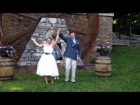 Joyful Wedding in Knoxville, TN | Rob & Candace