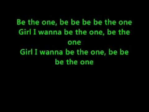 Lloyd Feat. Trey Songz & Young Jeezy - Be The One (Lyrics)