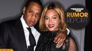 JAY-Z Says Marriage To Beyoncé