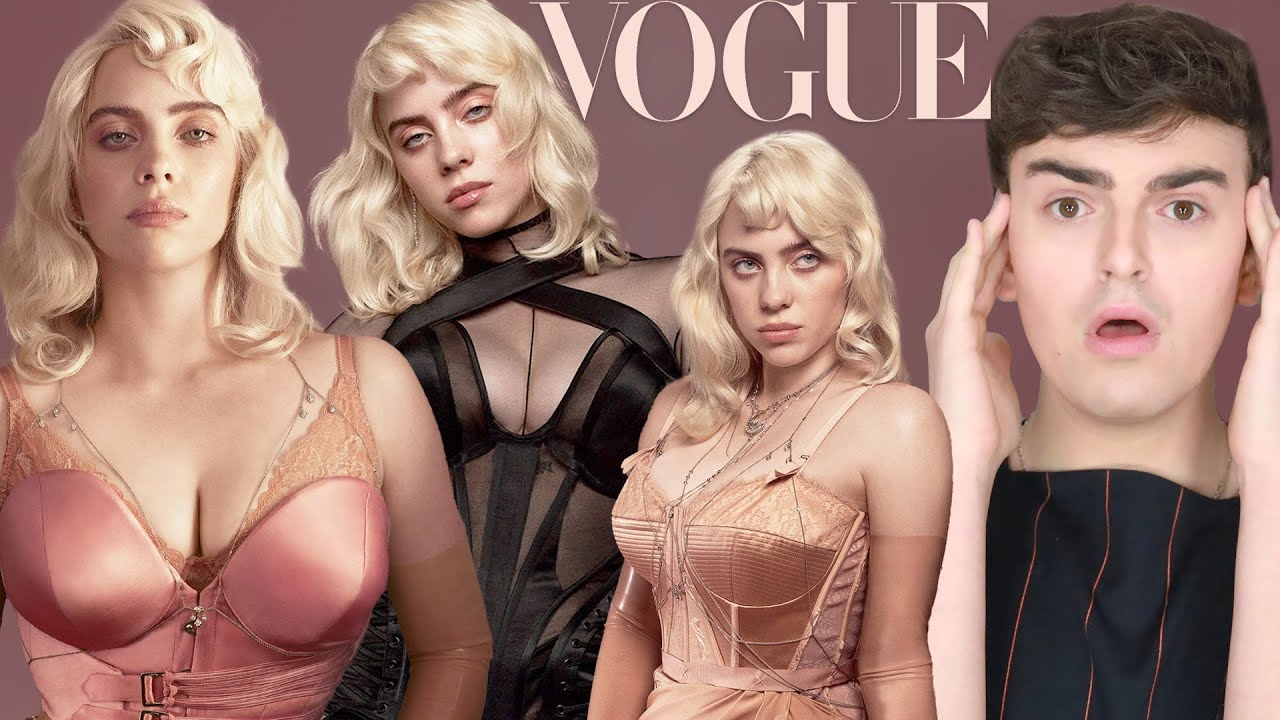 "Addressing Billie Eilish's ""Revealing"" Vogue Cover"